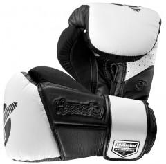 Hayabusa Перчатки боксерские Tokushu Regenesis 16oz Gloves Black / White (16 oz)