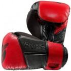 Боксерские перчатки Hayabusa hayboxglove081 (16 oz, красный/черный)