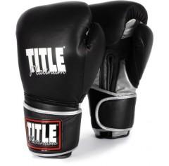 TITLE Перчатки тренировочные Platinum Paramount 10oz