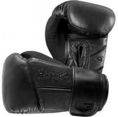 Боксерские перчатки Hayabusa hayboxglove058 (12 oz, черный)